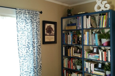 light and bright curtains from minted