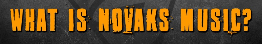 what is novaks music