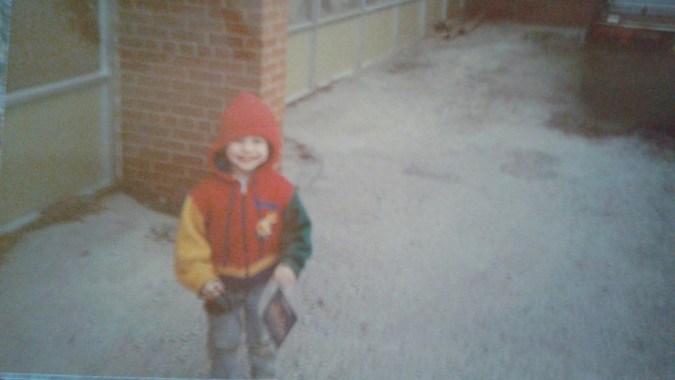 novi novak at 3 years old