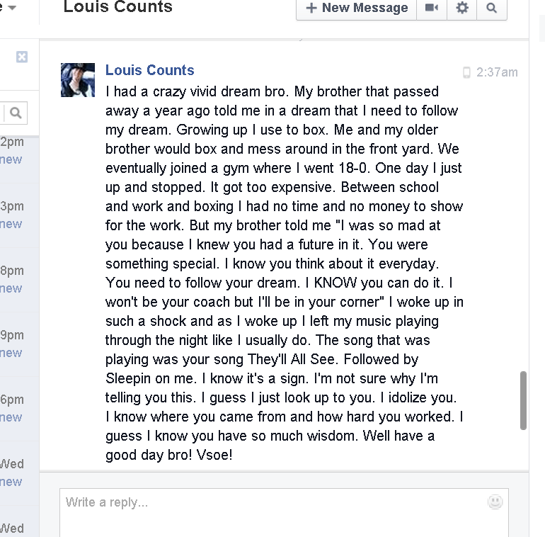 Louis Counts