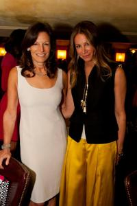 Flywheel Founder, Ruth Zukerman, and Jewelry Designer Jennifer Fisher had the most compelling stories of how their businesses got started. (Photo courtesy of Heidi Green Photography 2013)
