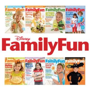 family fun magazine tanga 300x300 FamilyFun Magazine   One Year Subscription $3.99