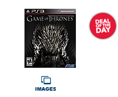 thrones Great Video Game Deals: Game of Thrones   $19.99 & Assassins Creed $9.99