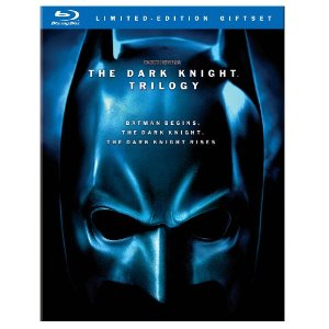 bluknight Music & Movie Deals: The Dark Knight Trilogy on Blu ray Pre orders for $30, MP3 Downloads for $0.05 & iHip Speaker Dock for $20