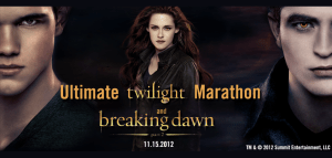 twilightmarathon 300x143 (Ended) Harkins Theater The Ultimate Twilight Marathon + Movie Ticket Giveaway!