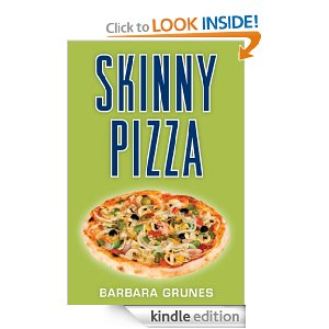 skinny pizza