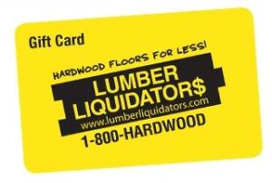 lumber 300x202 *HOT* $50 for $100 Worth of Goods at Lumber Liquidators!