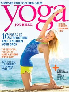 yoga journal 225x300 Yoga Journal Magazine   One Year Subscription $4.99