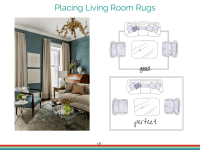 How To Place A Rug In A Living Room | how to place a rug ...
