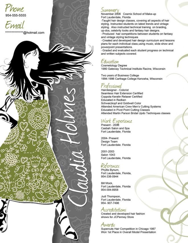 Creative Resume Design Ideas - how to make a creative resume