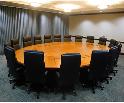 What your conference table says about your office -
