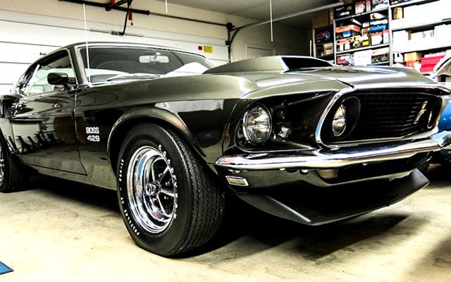 1969 Boss 429 Mustang - My Dream Car