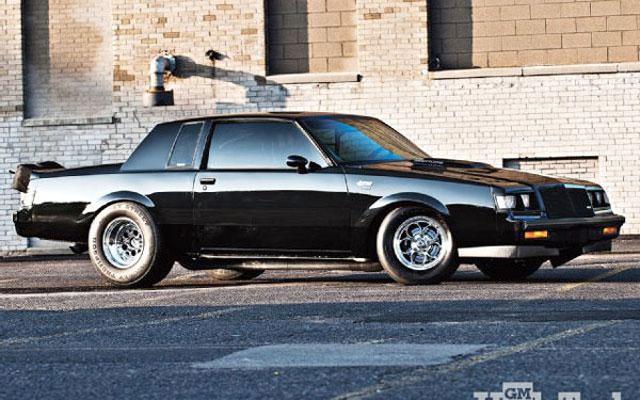 1987 Buick Grand National - My Dream Car