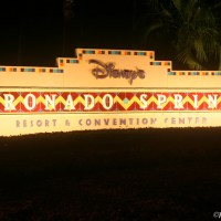 Coronado Springs -- Our First Disney Resort