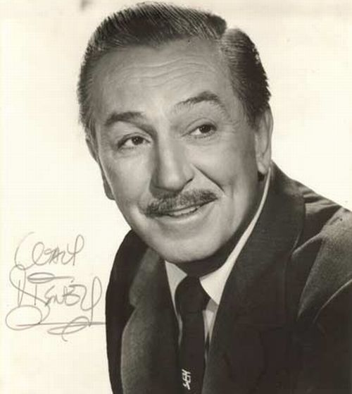 Remembering Walt Disney