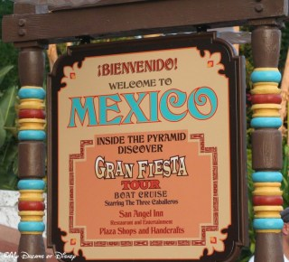 La Cantina De San Angel, Mexico, World Showcase, Epcot