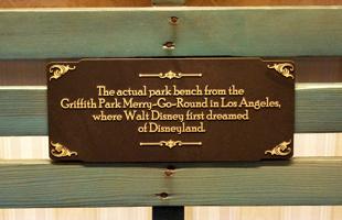 Park_Bench_Plaque-Disneyland Mobile Guide