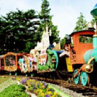 58 Days til Disneyland - Casey Jr. Circus Train!