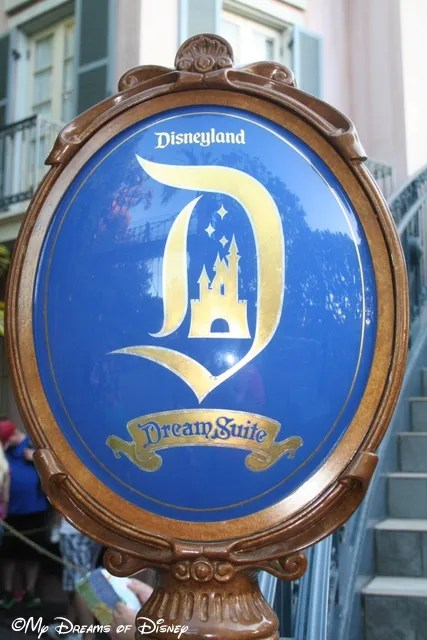 The Disneyland Dream Suite is the only accommodations you can get inside of Disneyland Park!