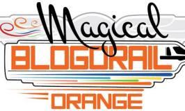 Magical Blogorail Orange