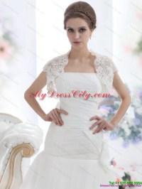 Fashionable Strapless Wedding Dress for 2015 - MyDressCity.com