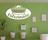 Badezimmeraufkleber Badezimmer Bad Dekoration Aufkleber ...