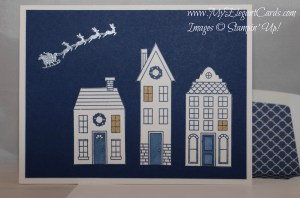 Stampin' Up! Holiday Home
