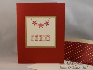 Stampin' Up! Get your santa on