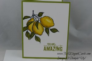 Stampin' Up! A Happy Thing