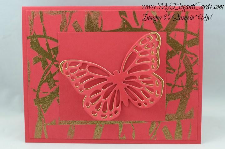 Stampin' Up! Butterflies Thinlits Dies