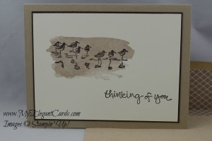 Stampin' Up! Wetlands and Sheltering Tree