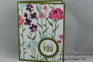 Stampin' Up! Painted Blooms and Painted Petals