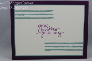 Stampin' Up! Painted Petals and Lovely Amazing You