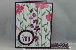 Stampin' Up! Painted Petals and Painted Blooms