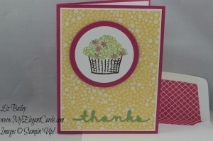 Stampin' Up! Sprinkles of Life and Greetings thinlits dies
