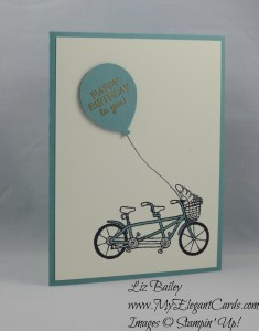 Stampin' Up! Party Pants and Pedal Pusher