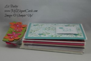 Stampin' Up! Botanical Builder and Lots of Labels collection