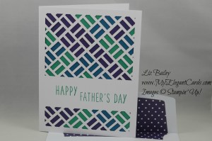 Stampin' Up! Many Manly Occasions