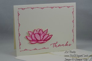 Stampin' Up! Remarkable You and Tin of Cards