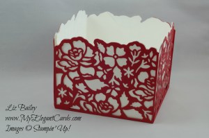 Stampin' Up! Detailed Floral Thinlits Dies