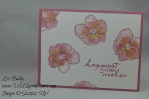 Stampin' Up! Penned and Painted