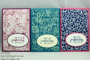 Liz Bailey Stampin' Up! Demonstrator - Blooms and Bliss DSP - Bunch of Blossoms