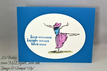Liz Bailey Stampin' Up! Demonstrator - Beautiful You