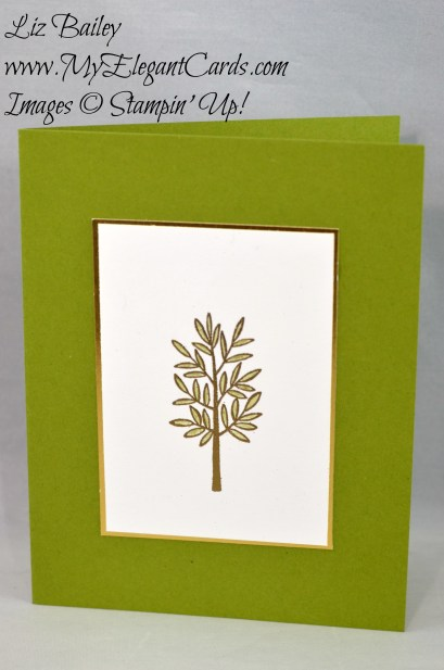 Liz Bailey Stampin' Up! Demonstrator - Totally Trees