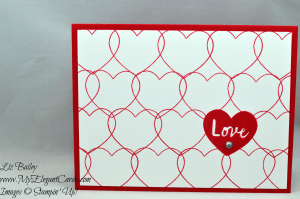 Liz Bailey Stampin' Up! Demonstrator - Paper Pumpkin January 2017 Alternate 2 - Adoring Arrows