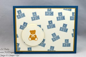 Liz Bailey Stampin' Up! Demonstrator - Bookcase Builder - Stitched Shapes Framelits Dies