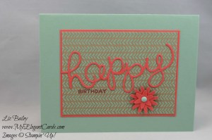 Liz Bailey Stampin' Up! Demonstrator - Designer Tin of Cards - Blossom bunch punch