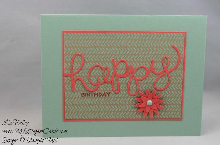 Liz Bailey Stampin' Up! Demonstrator - Designer Tin of Cards - Blossom bunch punch