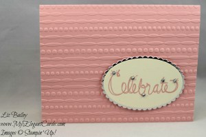 Liz Bailey Stampin' Up! Demonstrator - Love Sparkles - Festive