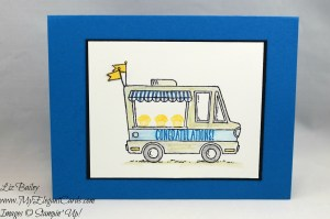 Liz Bailey Stampin' Up! Demonstrator - Tasty Trucks
